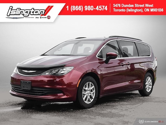2017 Chrysler Pacifica LX **Stow&GO!!** Ultra LOW KM Backup CAM+++ Van