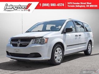 2016 Dodge Grand Caravan Canada Value Package **Stow & GO!!** Cdplayer Minivan