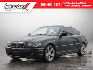2006 BMW 325 Ci **5speed!!** NAV Sunroof Leather +++ Coupe