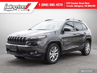 2018 Jeep Cherokee North **Former Demo!!** Like NEW Only 115KM!! SUV