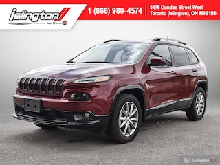 2018 Jeep Cherokee North **Former Demo!!** Like NEW Only 61KM!! SUV