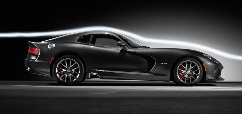 The American Exotic – 2016 Dodge Viper SRT | Islington Chrysler FIAT