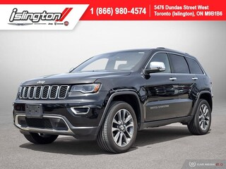 2018 Jeep Grand Cherokee Limited *Demo* Certified NAV Backup CAM SUV