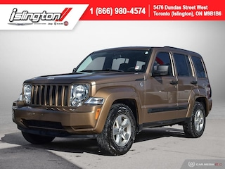2012 Jeep Liberty Sport **Rare Car!!** Trail Rated V6 SUV