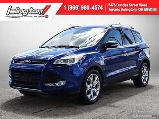 2014 Ford Escape Titanium **Loaded!!** Leather Pano Satrad NAV++ SUV