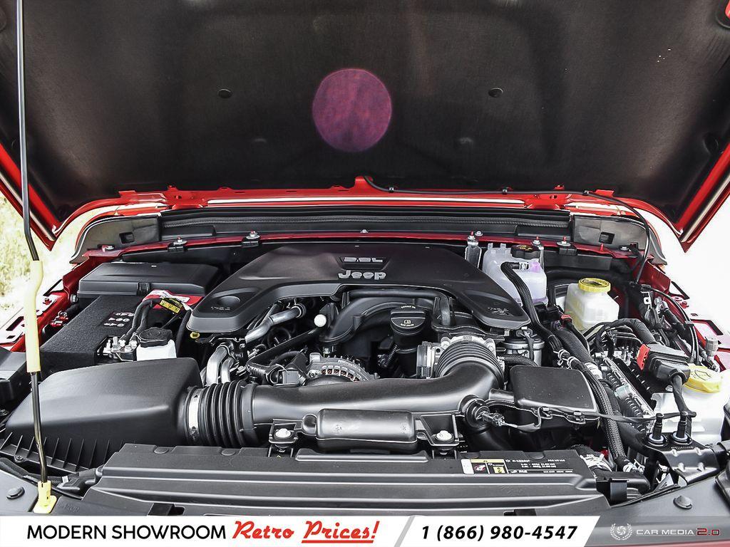 New 2019 Jeep Wrangler For Sale at Islington Chrysler FIAT