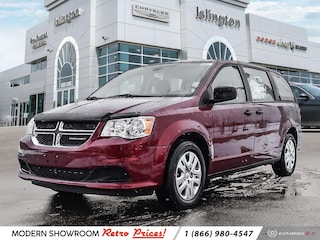 2020 Dodge Grand Caravan Canada Value Package Van