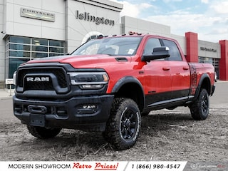 2021 Ram 2500 Power Wagon 4x4 Crew Cab 6.3 ft. box 149 in. WB