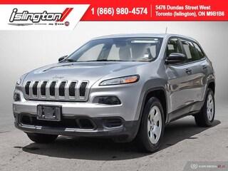 2016 Jeep Cherokee Sport **Selec Terrain!!** Bluetooth Bkpcam 4X4+++ SUV