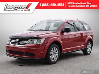 2017 Dodge Journey CVP/SE **Former Demo!!** Like NEW 46KM!! SUV
