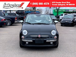 2013 FIAT 500C Lounge  Certified Leather Auto 2 Sets OF Tires +++ Convertible