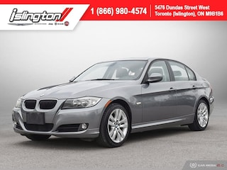 2011 BMW 323 i-Series **Summer Special!!** Sunroof Leather+++ Sedan