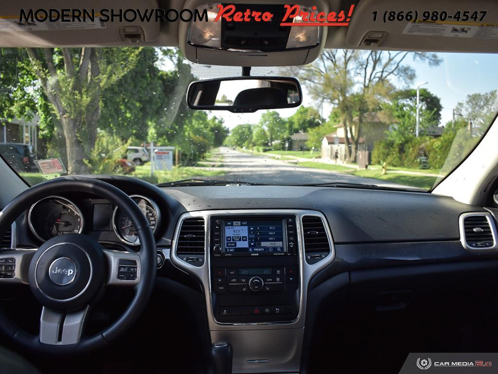 Used 2012 Jeep Grand Cherokee For Sale at Islington Chrysler