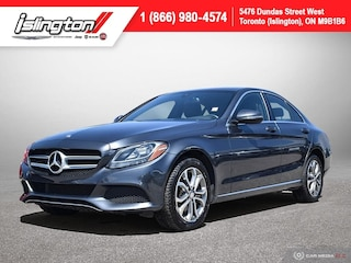 2016 Mercedes-Benz C-Class C300 4-Matic  Certified  **Spring Special!** Sedan