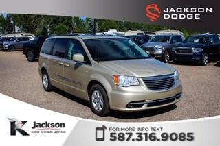 2011 Chrysler Town & Country Touring Van Passenger Van