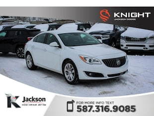 2016 Buick Regal Sedan