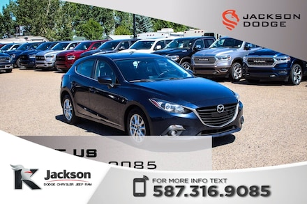 2015 Mazda Mazda3 Sport GS Hatchback