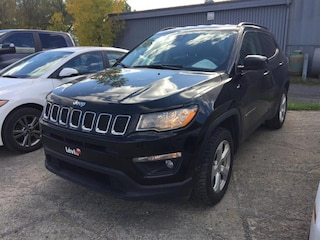 2018 Jeep Compass North 4x4 NAV Véhicule utilitaire