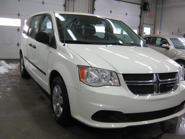 2013 Dodge Grand Caravan 4dr Wgn Passager