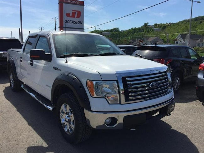 2011 Ford F-150 Cab Supercrew 4RM XLT Cabine double