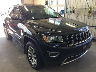 2014 Jeep Grand Cherokee AWD 4DR LTD