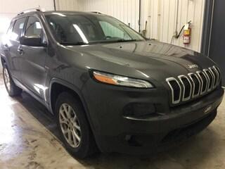2016 Jeep Cherokee 4WD Latitude Véhicule utilitaire