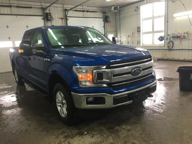 2018 Ford F-150 4x4 Super Cab Short Bed XL Cabine double