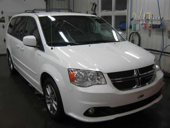 2015 Dodge Grand Caravan SXT Premium Plus Passager