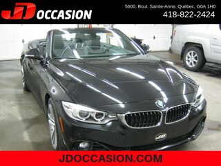 2014 BMW 4 Series Cabriolet 428i Décapotable
