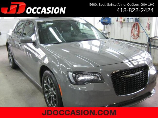 2018 Chrysler 300 300S AWD Berline