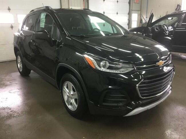 2017 Chevrolet Trax LT AWD