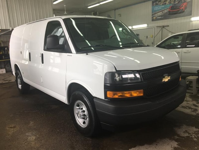 2018 Chevrolet Express RWD 2500 135 Utilitaire