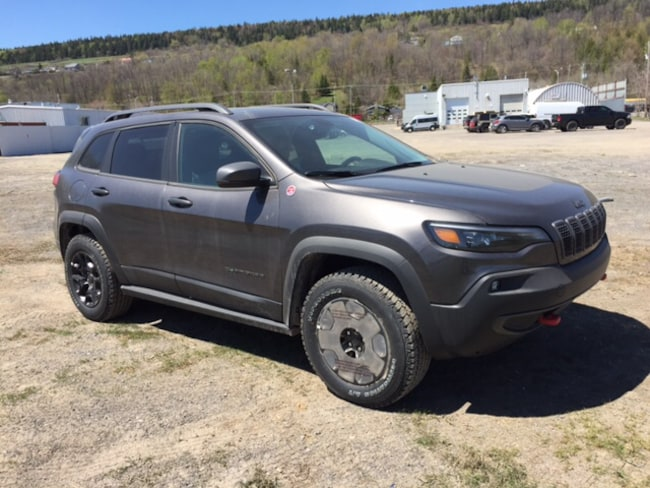 2019 Jeep New Cherokee Trailhawk Elite VUS