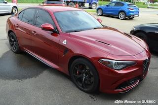 2018 Alfa Romeo Giulia Quadrifoglio Berline