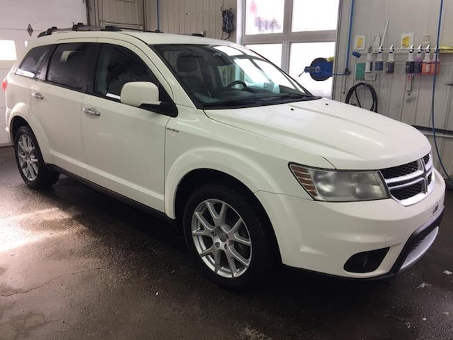 2016 Dodge Journey AWD 4DR R-T