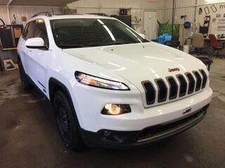 2016 Jeep Cherokee Latitude 75e Anniversaire 4WD Véhicule utilitaire