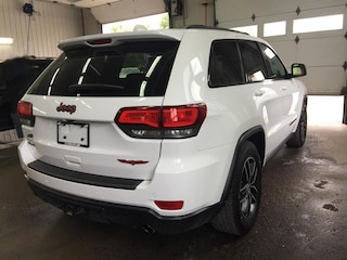2017 Jeep Grand Cherokee Trailhawk 4WD NAV