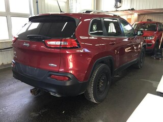 2015 Jeep Cherokee 4WD North