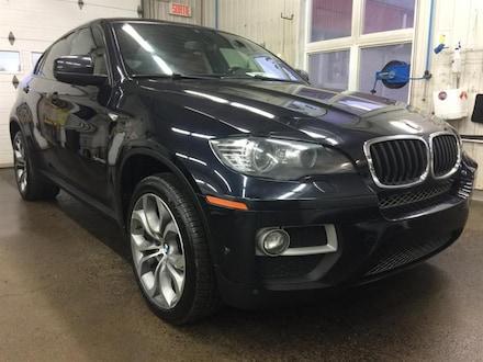 2014 BMW X6 xDrive35i Véhicule utilitaire