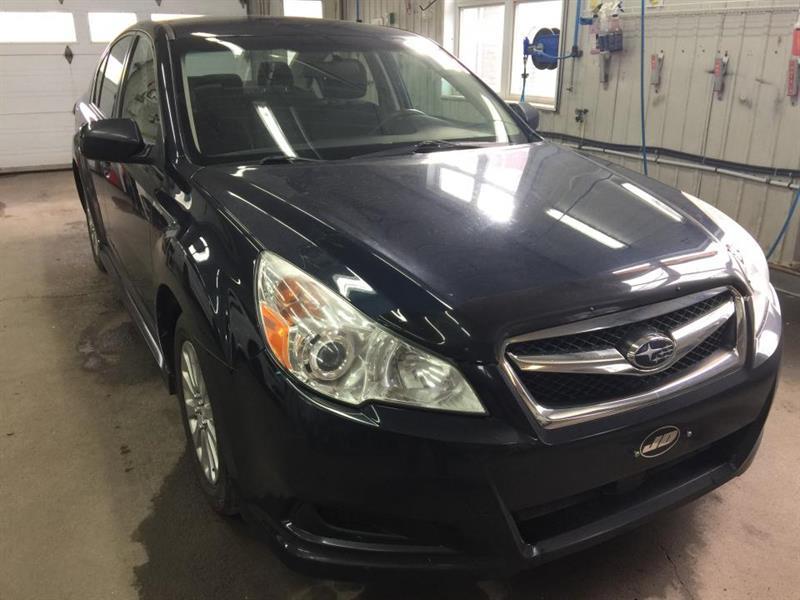 2012 Subaru Legacy AWD