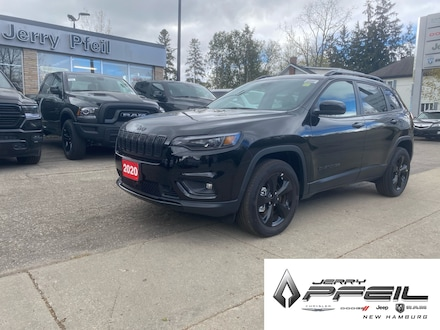 2021 Jeep Cherokee ALTITUDE l LEATHER l PANO ROOF 4x4
