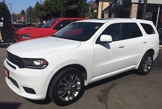 2019 Dodge Durango GT, Leather 7 pass, Sunroof, Dual Rear DVD, low kms! SUV