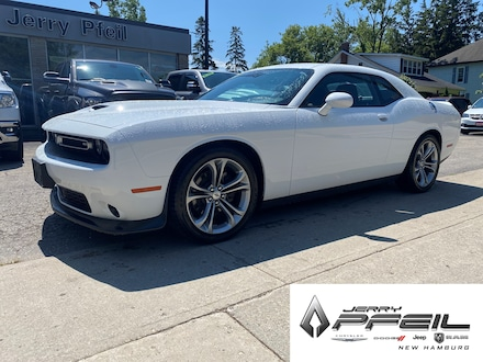 2020 Dodge Challenger CO-CAR l GT l NAV l SUNROOF l ADAPTIVE CRUISE Coupe