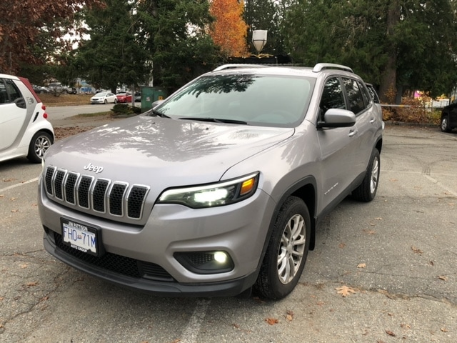 2019 Jeep Cherokee North 4x2 Sport Utility