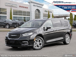 2021 Chrysler Pacifica Hybrid Limited Van
