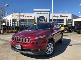 2014 Jeep Cherokee Latitude Sport Utility