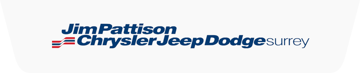 Jim Pattison Chrysler Jeep Dodge Surrey
