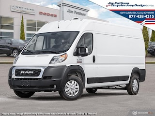 2019 Ram ProMaster 3500 High Roof 159 in. WB Van Cargo Van