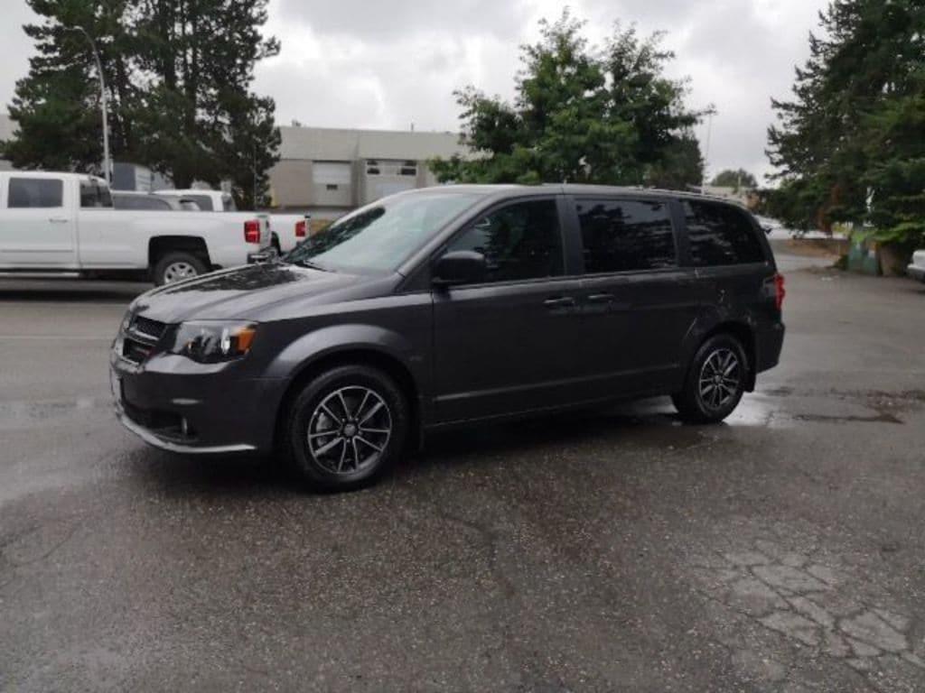 2019 Dodge Grand Caravan SXT Plus Stow N Go Van