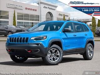 2021 Jeep Cherokee Trailhawk Elite Sport Utility